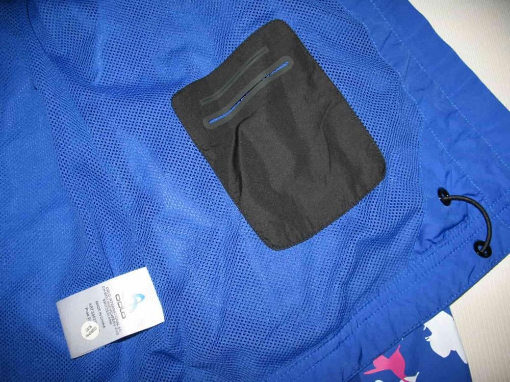 Куртка ODLO source jacket lady (размер XS/S) - 9
