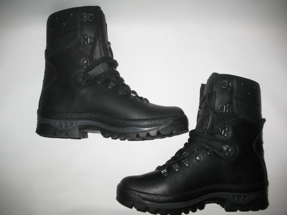Ботинки MEINDL army boots (размер EU42(на стопу до 270mm)) - 5