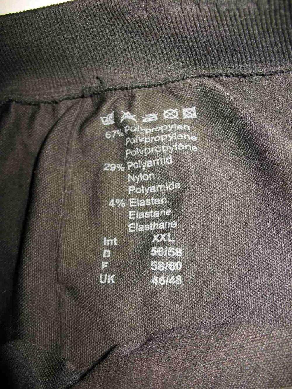 Штаны белье FALKE compression underwear pants (размер XXL) - 3