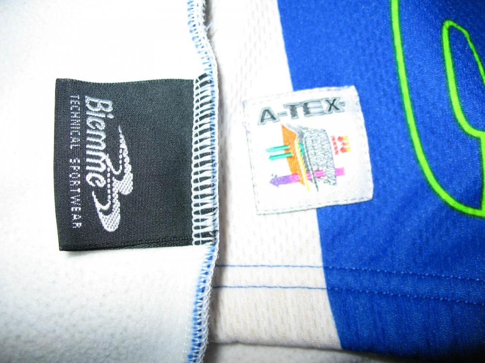 Велокуртка BIEMME cycle perfomance jacket (размер XL) - 5