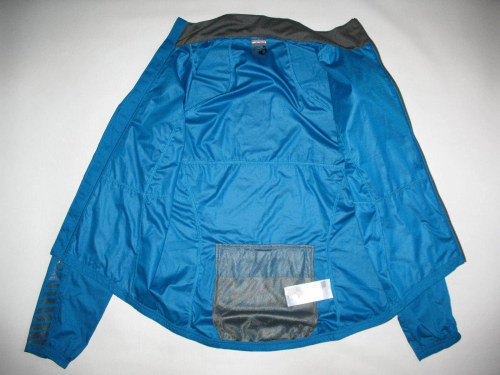 Велокуртка PEARL IZUMI elite barrier ultralight jacket (размер M) - 4