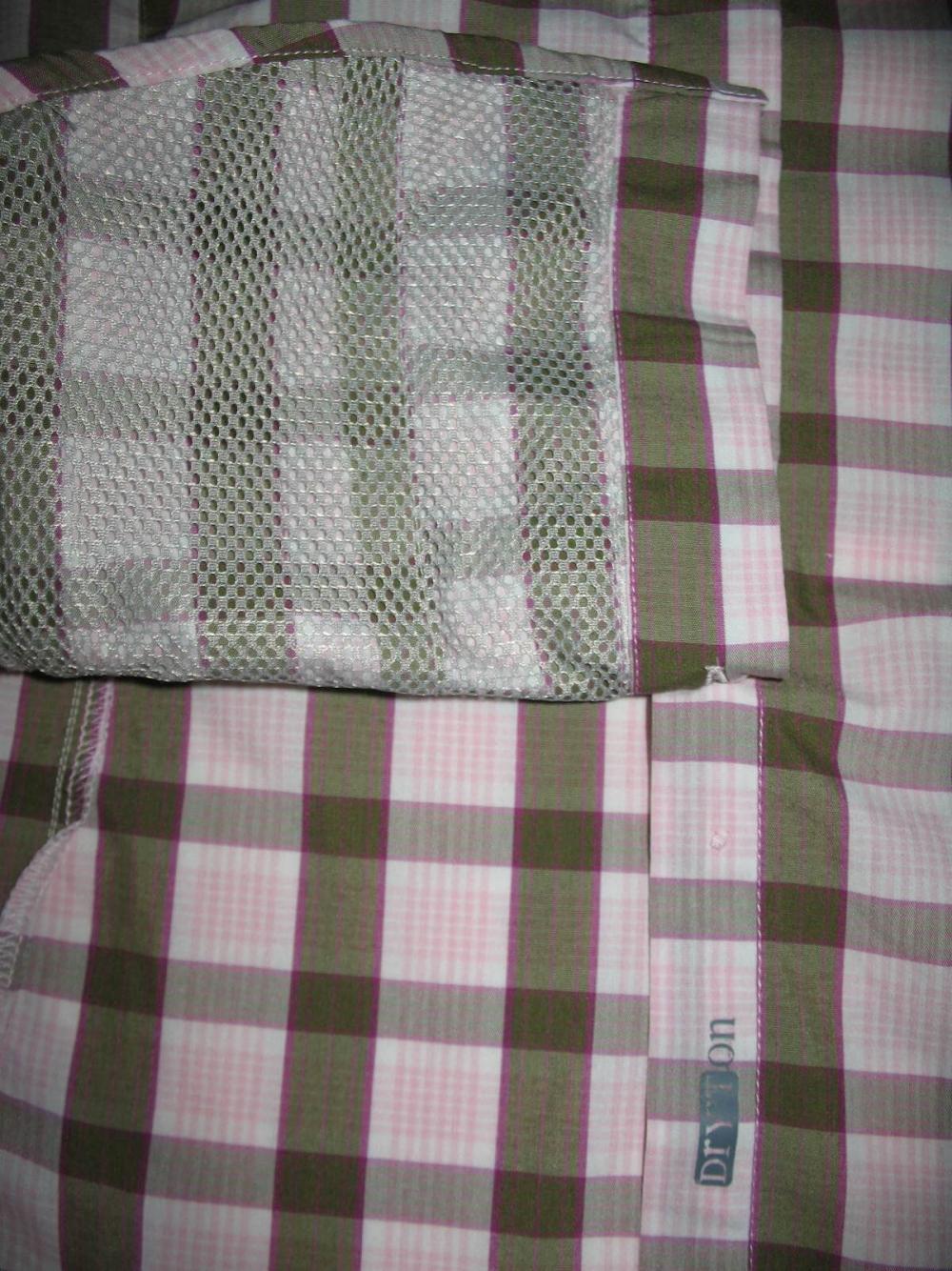 Рубашка SALEWA Hannah Dry shirt lady (размер L) - 6
