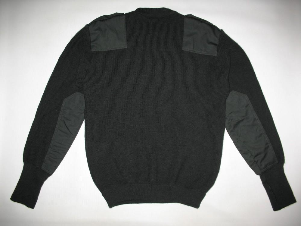 Свитер VAN HEUVERBEKE army sweater (размер 58-XL/XXL) - 1