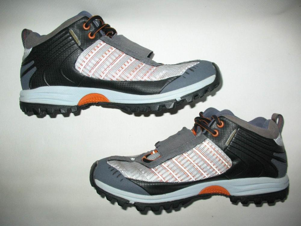 Велотуфли PEARL IZUMI X-Alp mid enduro shoes (размер UK9/US11/EU44(на стопу 280 mm)) - 3