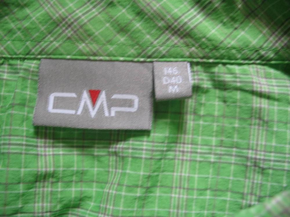 Рубашка CMP dry function long sleeve shirt lady (размер M) - 5
