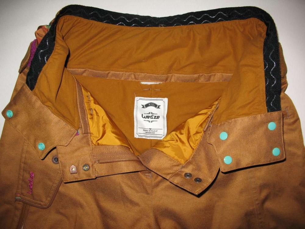 Штаны WED'ZE ski/snowboard pants lady (размер L) - 8