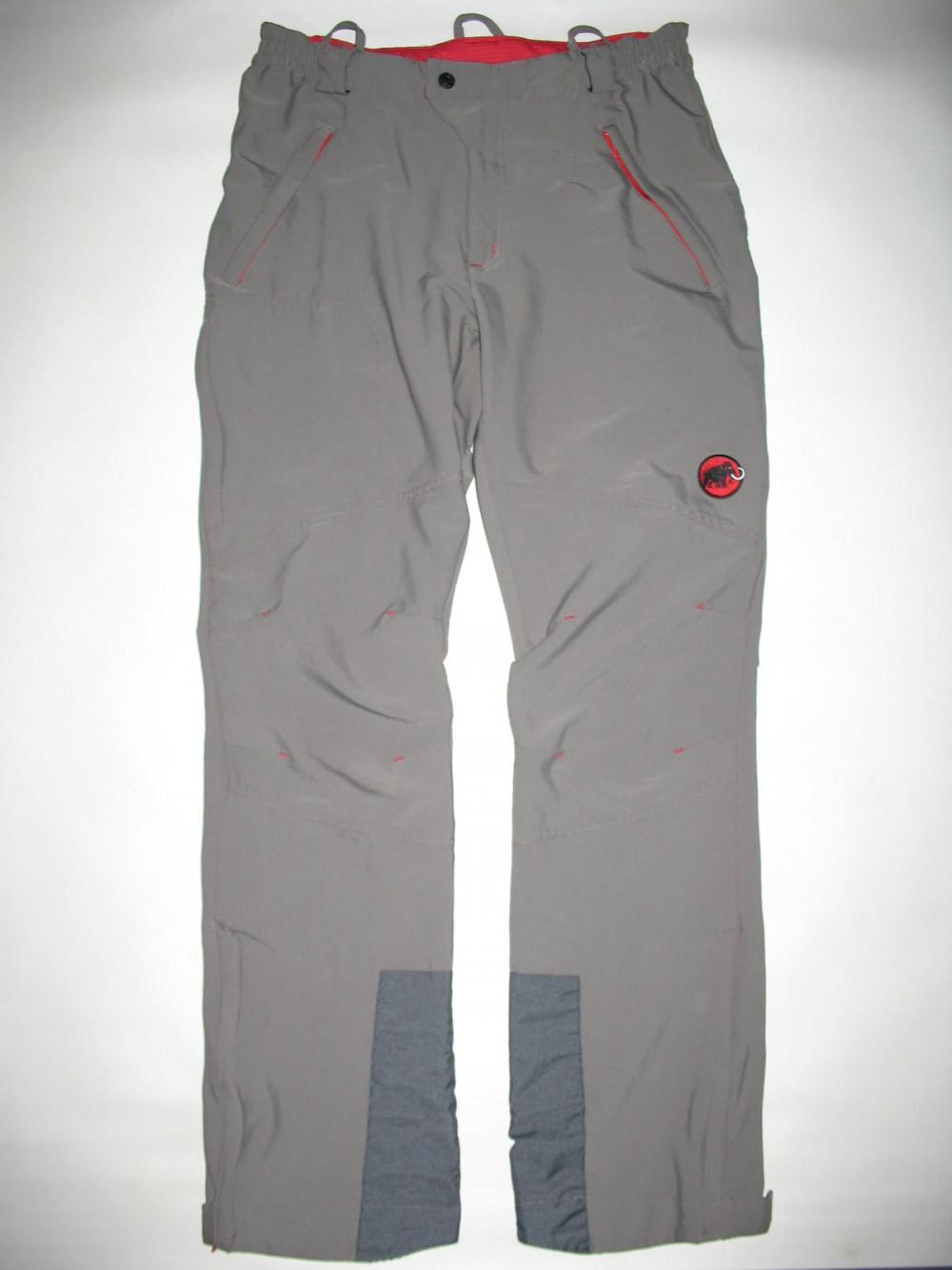 Штаны MAMMUT 3xdry outdoor pants (размер 48-M/L) - 2