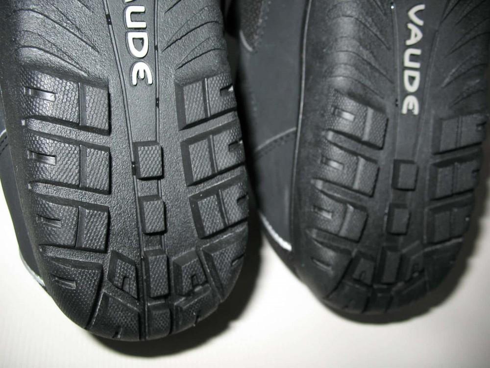 Велотуфли VAUDE kelby TR bike shoes (размер US9/UK9,5/EU43,5(на стопу +-290 mm)) - 9