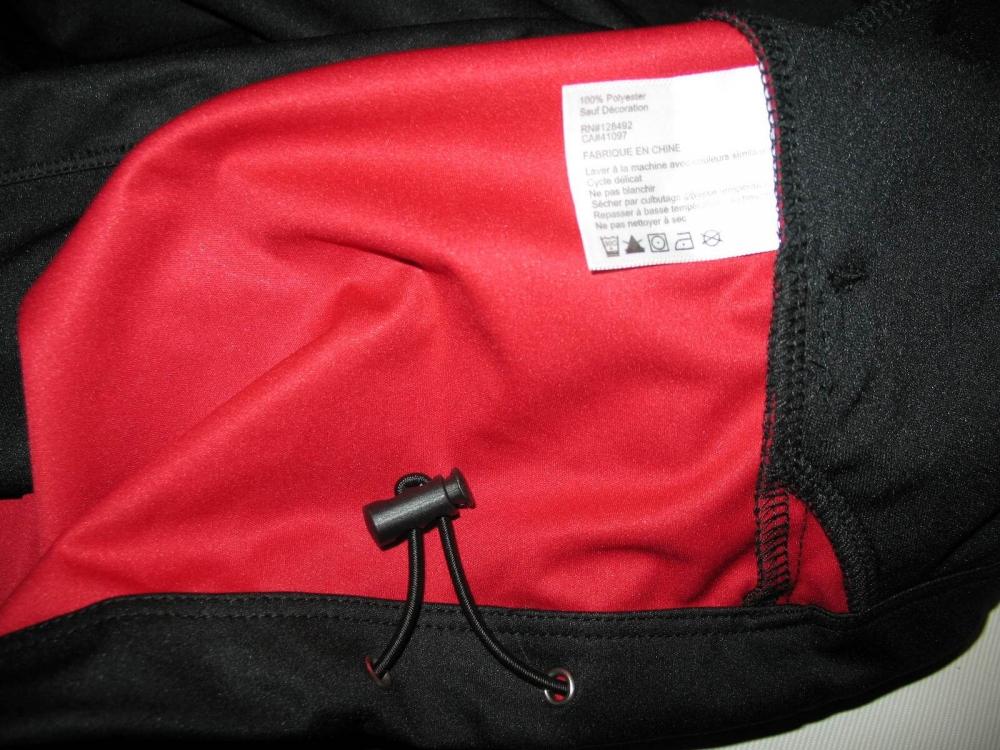 Футболка  GREG NORMAN Weatherknit Rain Protection 1/4-Zip Short Sleeve (размер L(реально XL)) - 8