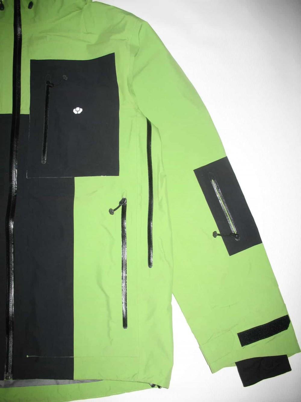 Куртка WHITEOUT by NORRONA cosmonaut hardshell jacket (размер M(реально L/XL) - 3