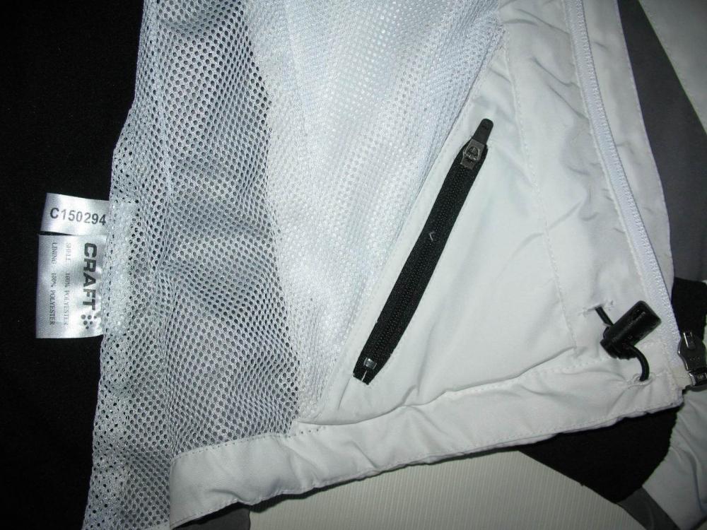 Куртка CRAFT hypervent jacket (размер 36-S/M) - 4