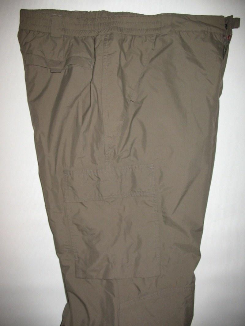 Штаны  SALEWA  weatherproof pant  (размер 50-L) - 5