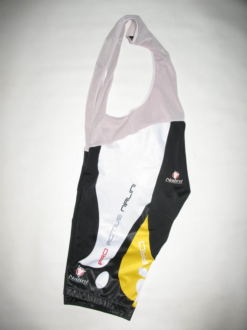 Велошорты NALINI pro active bib shorts (размер XL/L) - 1