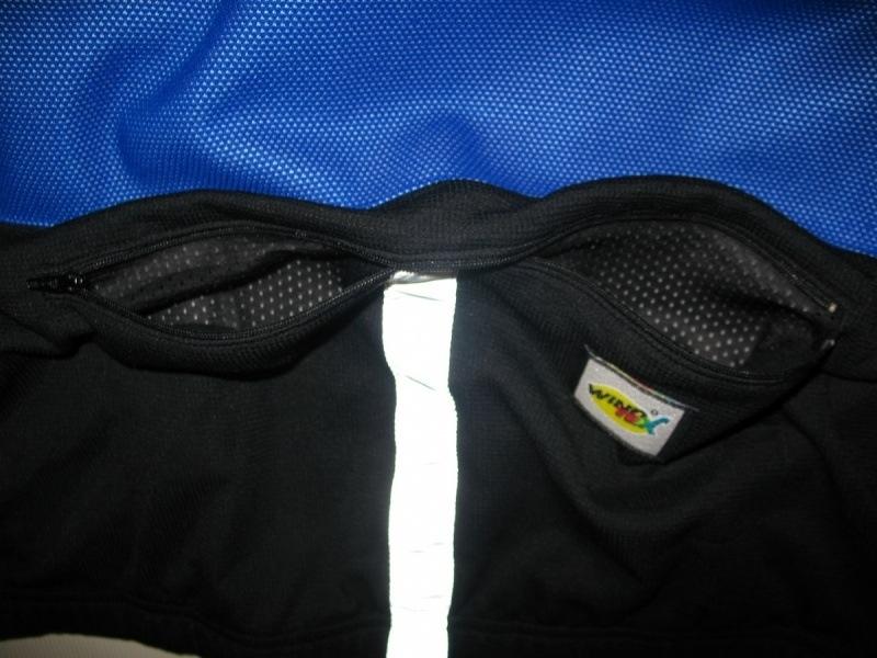 Велокуртка ITEK windtex jacket (размер XXL) - 8