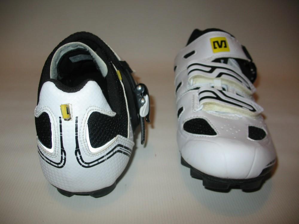Велотуфли MAVIC razor MTB cycling shoes (размер UK10/US10.5/EU44.5(на стопу до 285 mm)) - 6
