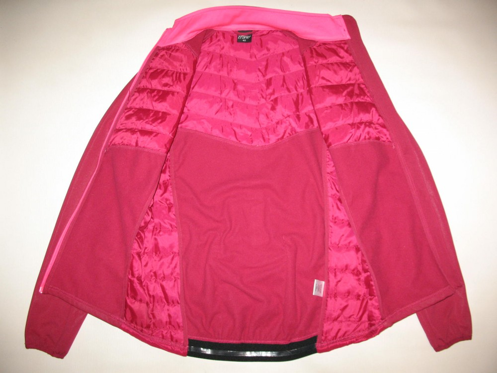 Куртка CRANE bike run hybrid jacket lady (размер 40/L) - 3