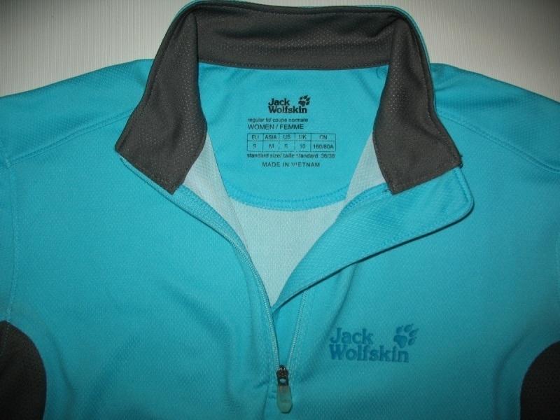 Футболка JACK WOLFSKIN shirts lady (размер S/M) - 2