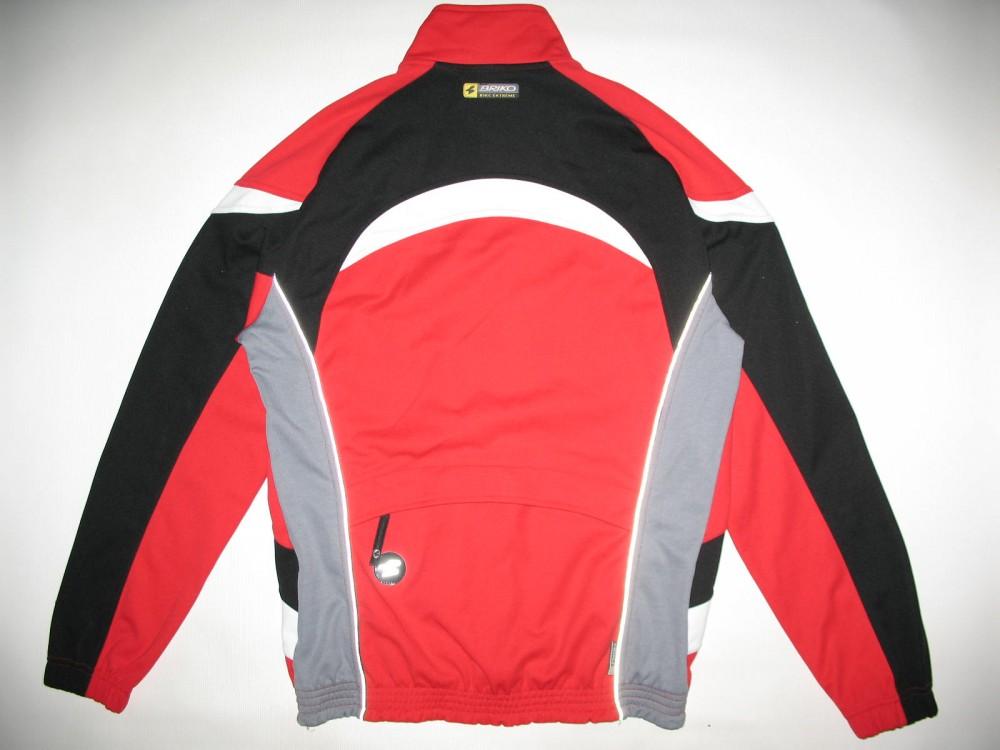 Велокуртка BRIKO windstopper cycling jacket (размер XL) - 1