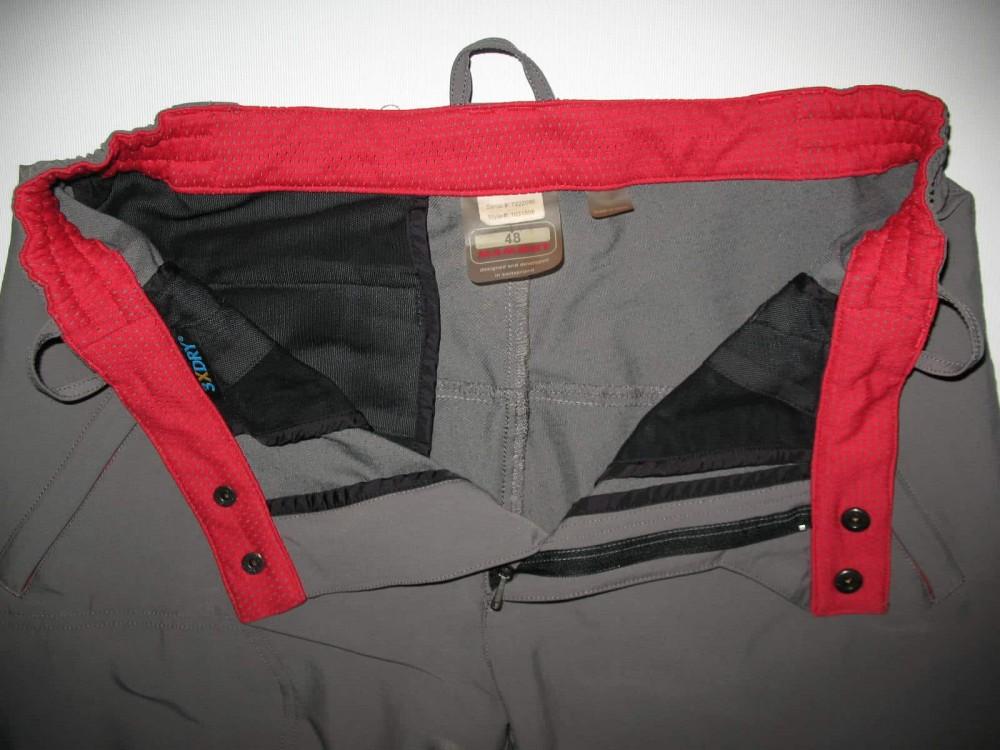Штаны MAMMUT 3xdry outdoor pants (размер 48-M/L) - 10