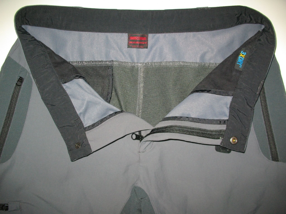 Штаны  MAMMUT Courmayeur Pants (размер 50-L) - 6