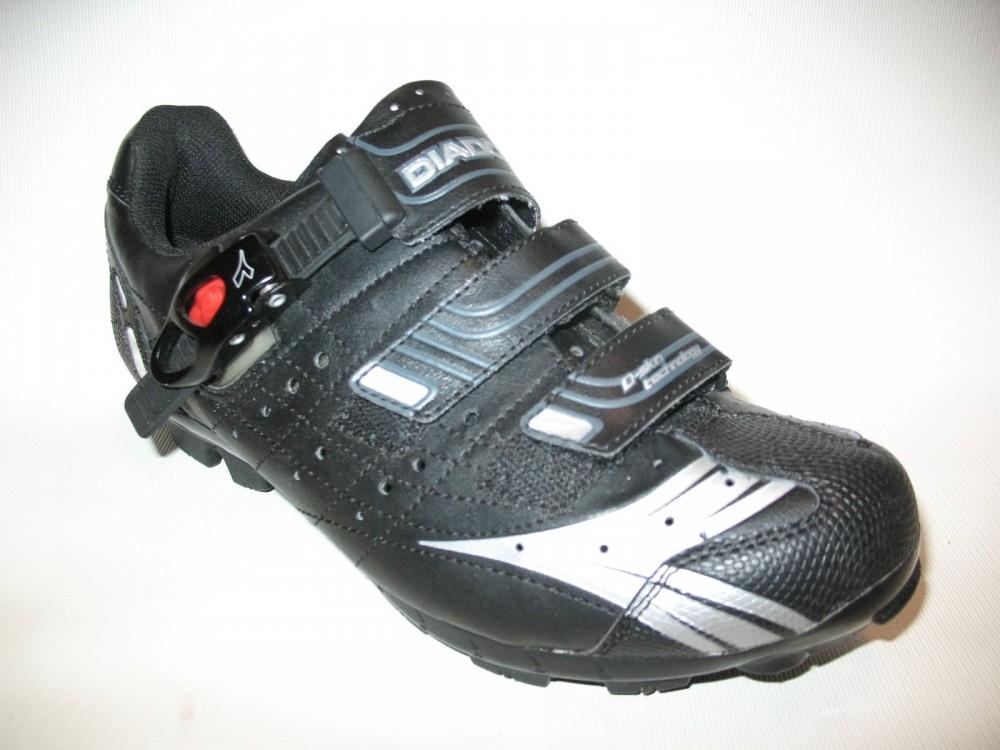 Велотуфли DIADORA d-skin comp mtb  shoes (размер UK6/US6,5/EU39(на стопу до 245 mm)) - 2