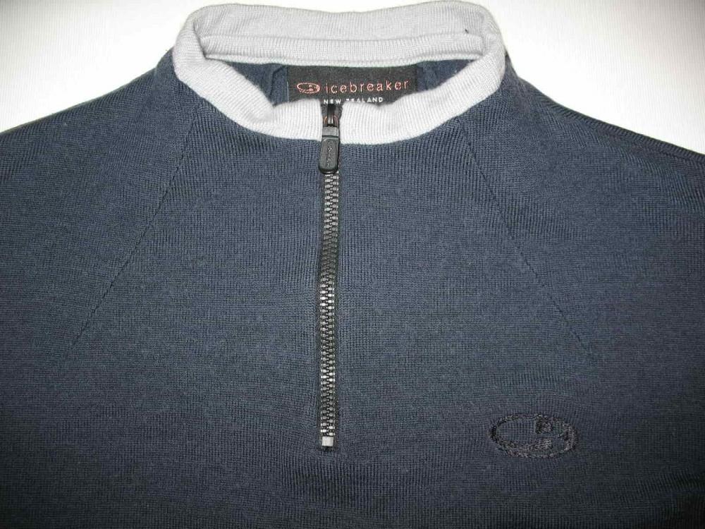 Кофта ICEBREAKER sport jersey lady (размер M) - 2