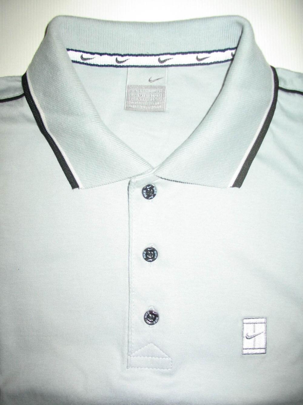 Футболка NIKE tennis polo shirt (размер S/M) - 2