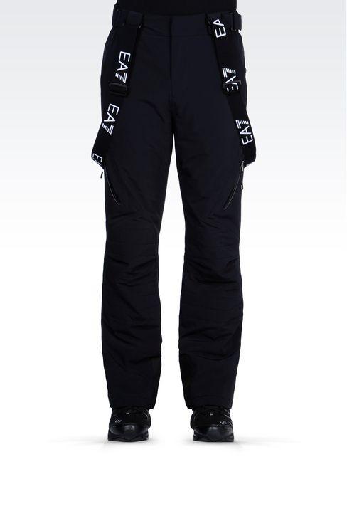 Штаны EA7 emporio armani ski bib pants ( размер XL) - 1