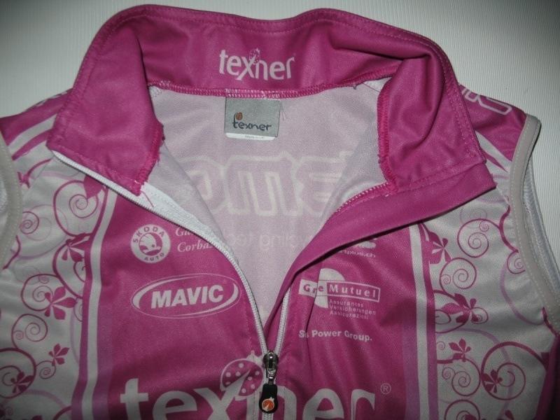 Футболка TEXNER bmc vests lady  (размер SМ) - 2