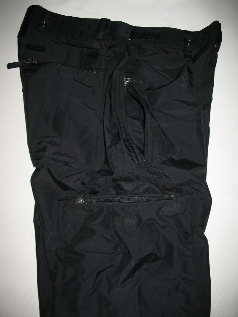 Штаны BONFIRE Arc snowboard pants (размер L) - 12