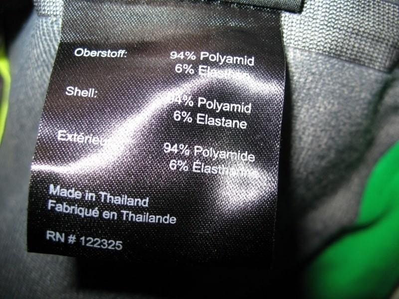 Куртка POWDERHORN  Corbet Jacket (размер XL) - 11