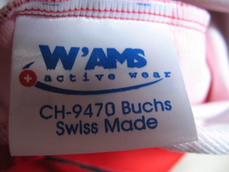 Футболка W'AMS stv grabs (размер M) - 3
