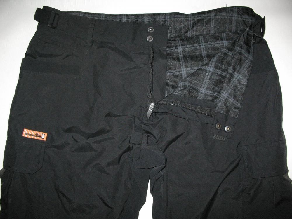 Штаны IXS bc-elite hurtle bike pants (размер XL) - 8