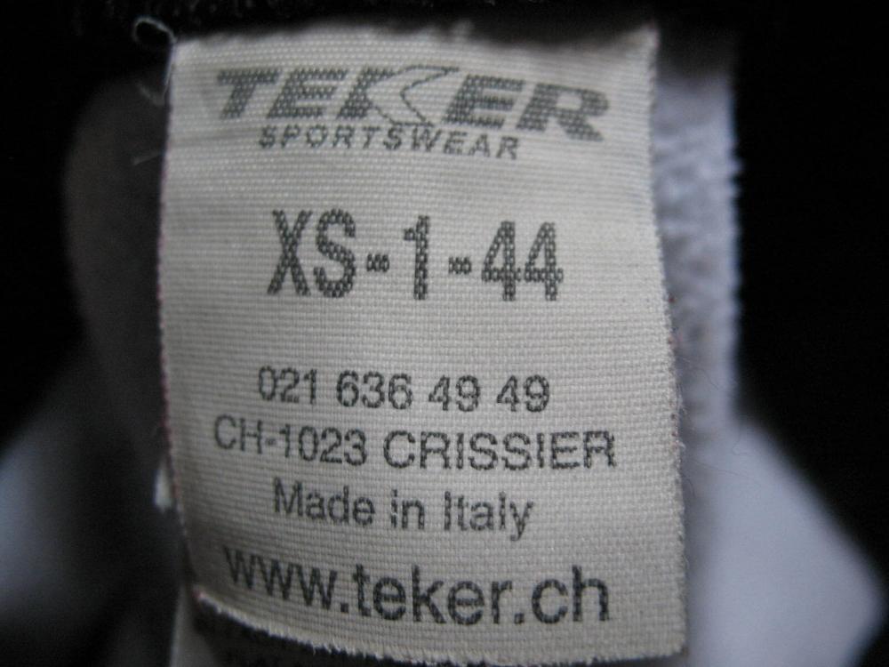 Велокофта TEKER bmc windtex jacket (размер S) - 2