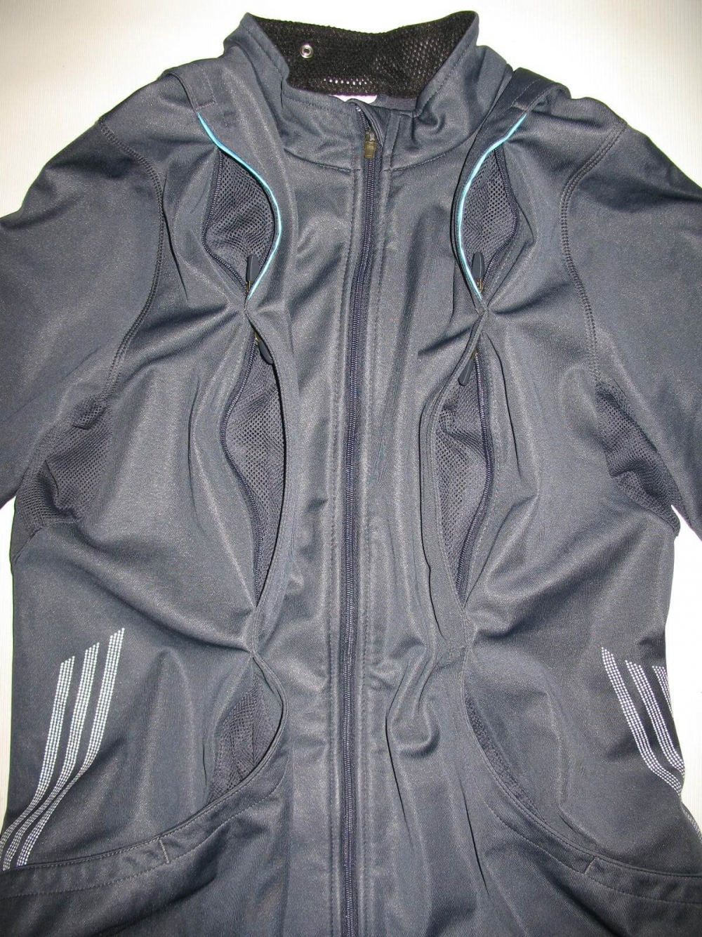 Куртка ADIDAS climaproof windstopper jacket lady (размер М) - 3