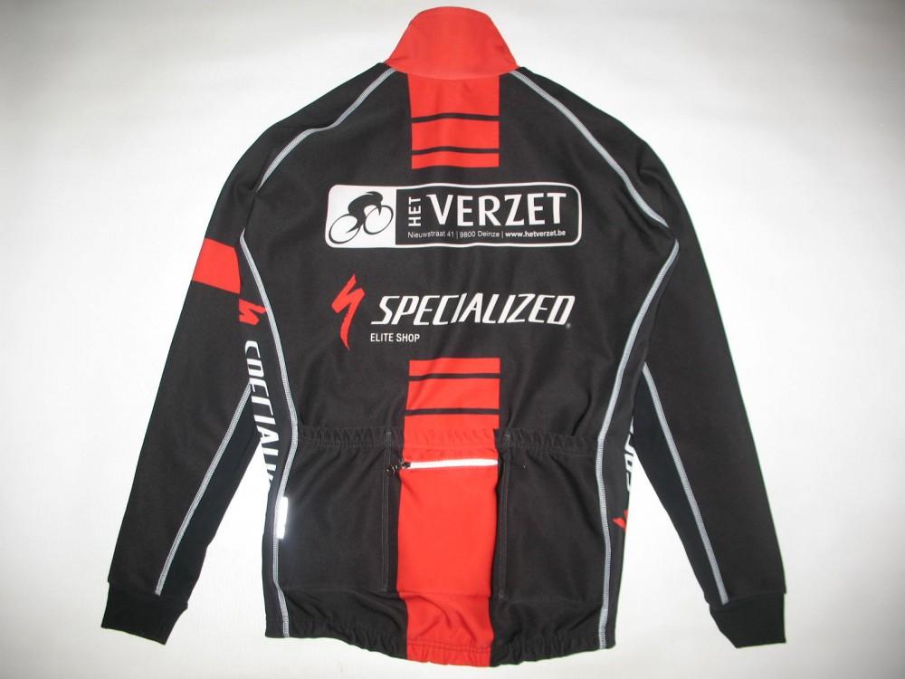 Велокуртка DOLCHINI specialized velzet cycling jacket (размер S) - 1