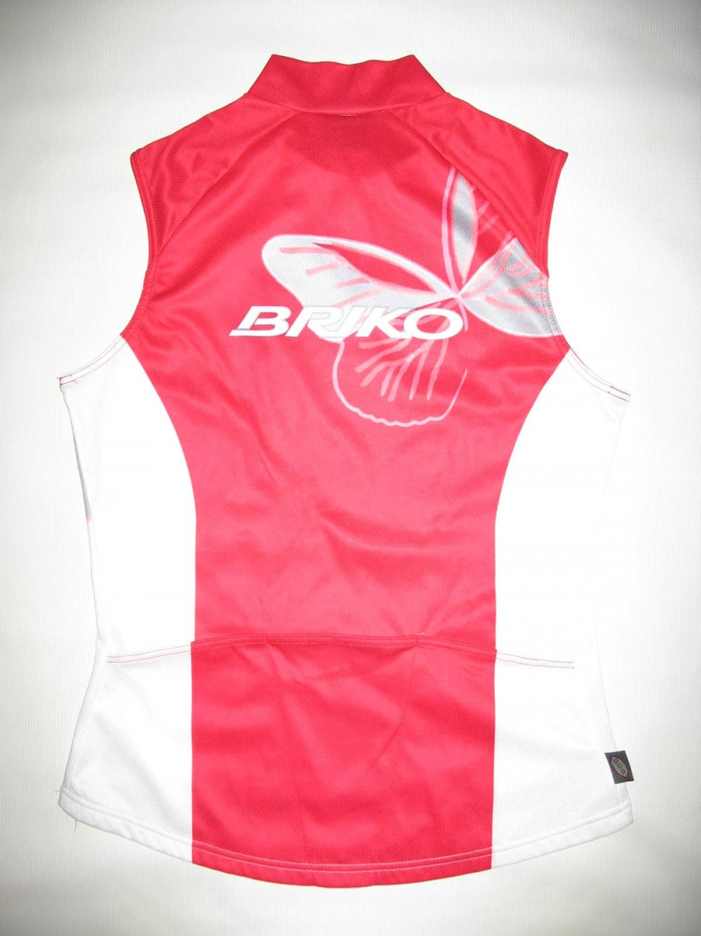Веломайка BRIKO ss cycling jersey lady (размер M) - 1