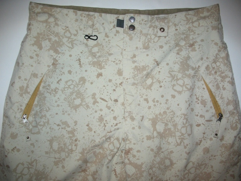 Штаны 686 Mannual Scull  pants  (размер XL) - 2