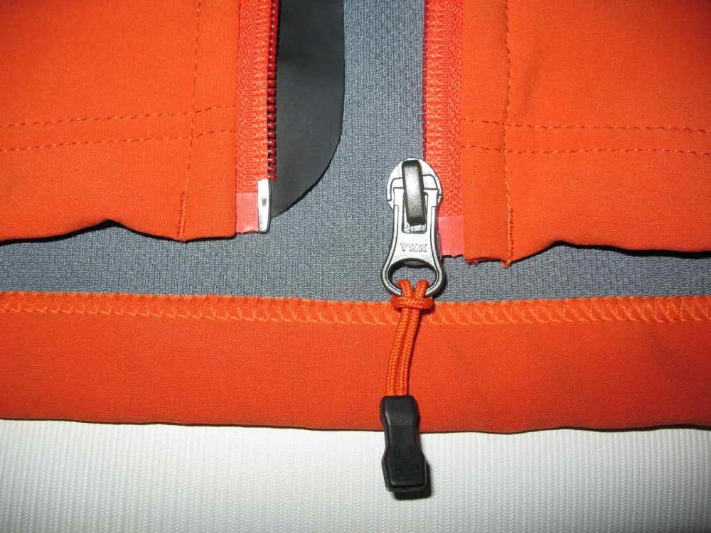 Куртка HAGLOFS softshell windstopper jacket (размер S/M) - 5