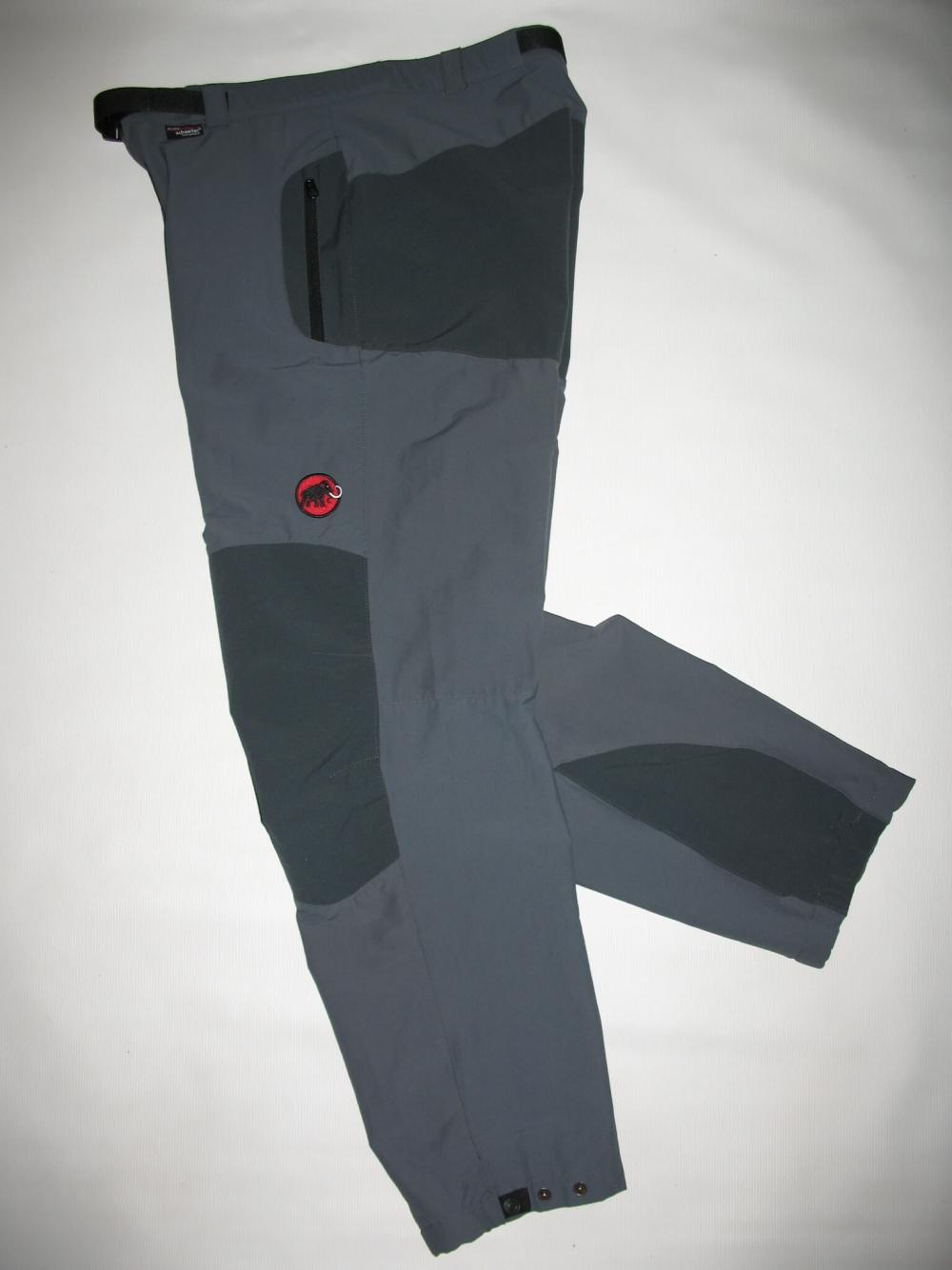 Штаны  MAMMUT Courmayeur Pants (размер 50-L) - 10