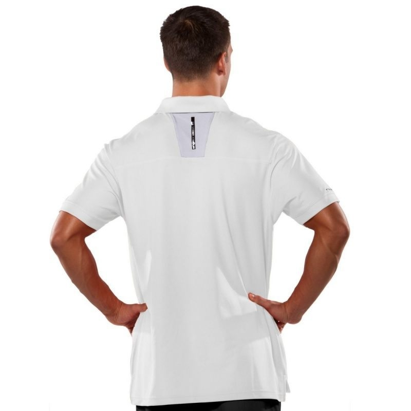 Футболка UNDER ARMOUR coldblack Outline Logo Polo  (размер XL/XXL) - 2