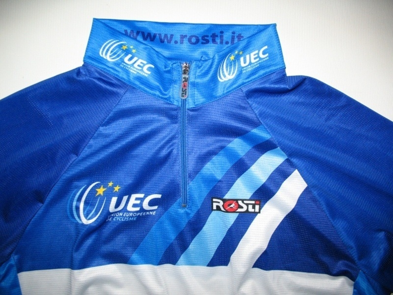 Футболка ROSTI respect bike jersey  (размер L/реально M) - 2