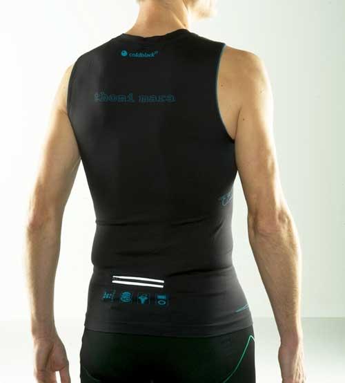 Футболка THONI MARA Premium coldblack Shirt (размер M) - 1