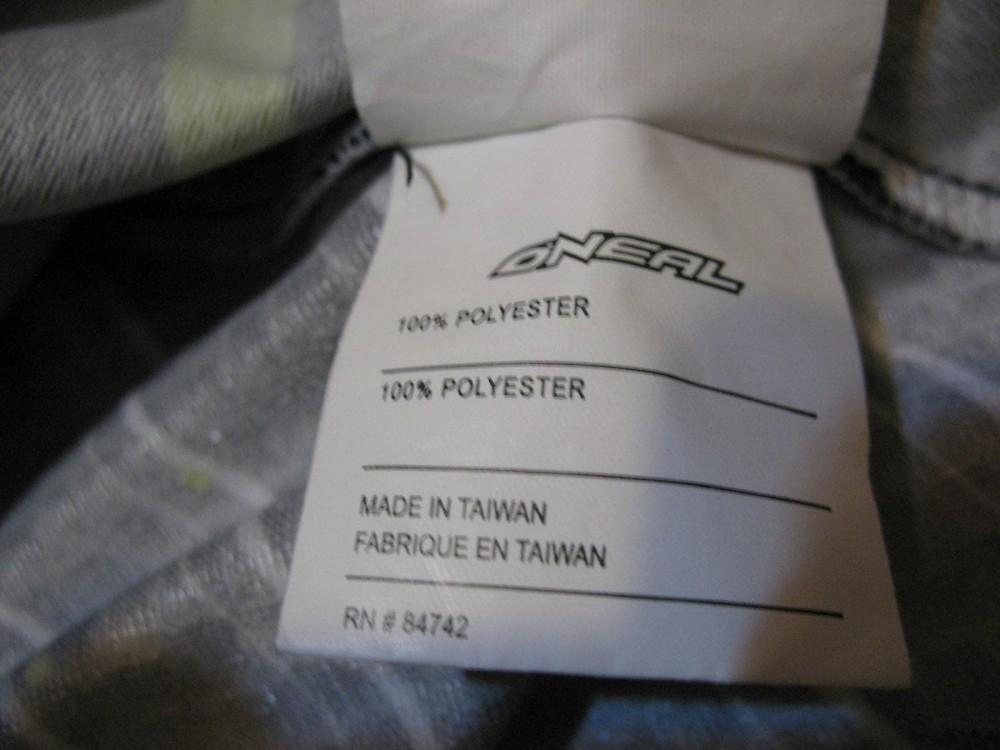 Джерси O'NEAL mx moto DH jersey (размер M) - 7