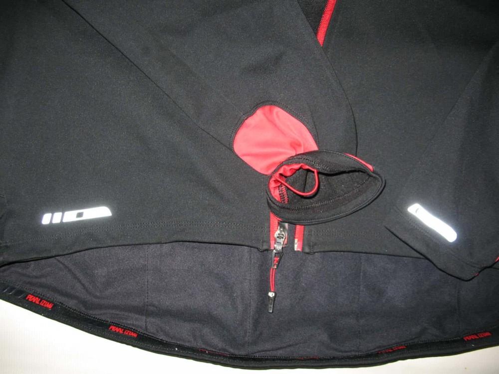 Велокуртка PEARL IZUMI pro softshell jacket (размер XXL) - 9