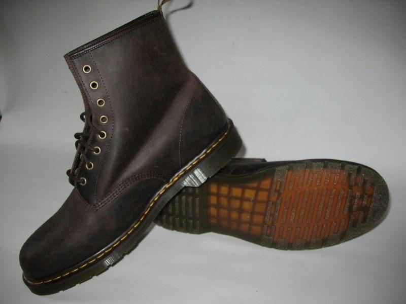 Ботинки Dr. MARTENS 1460 classic (размер UK14/US15/EU49(330mm)) - 9