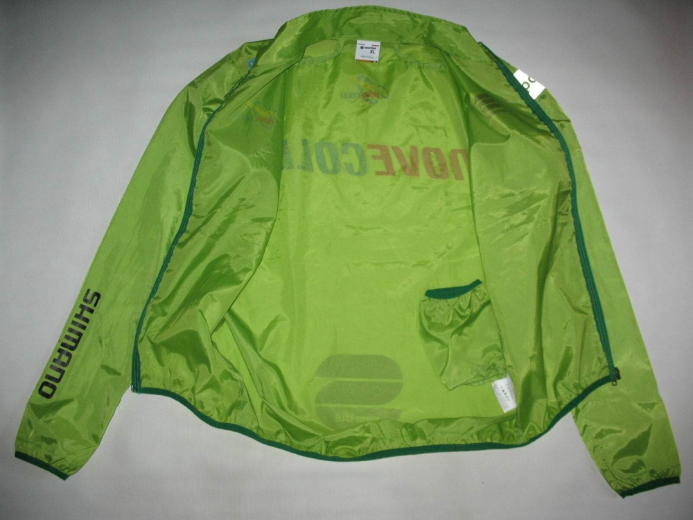 Куртка SPORTFUL novecolli cycling jacket (размер XL) - 3