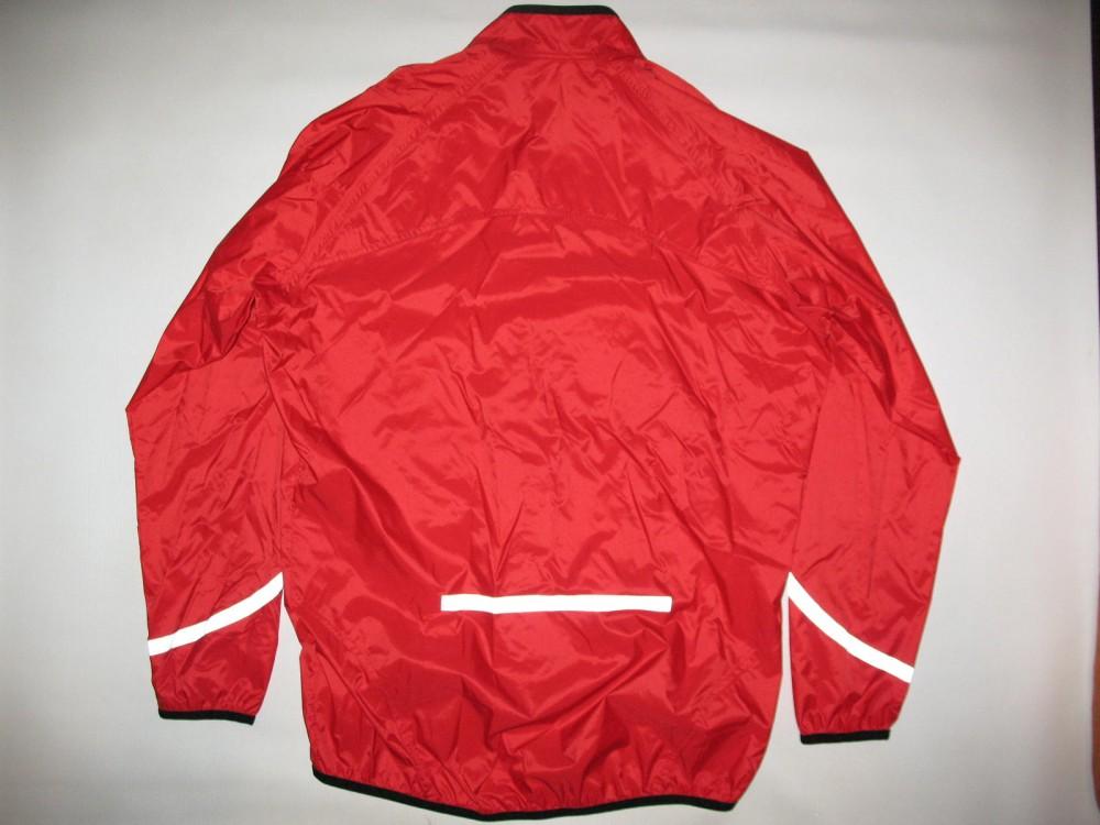 Куртка BTWIN rain cycling jacket (размер L) - 1