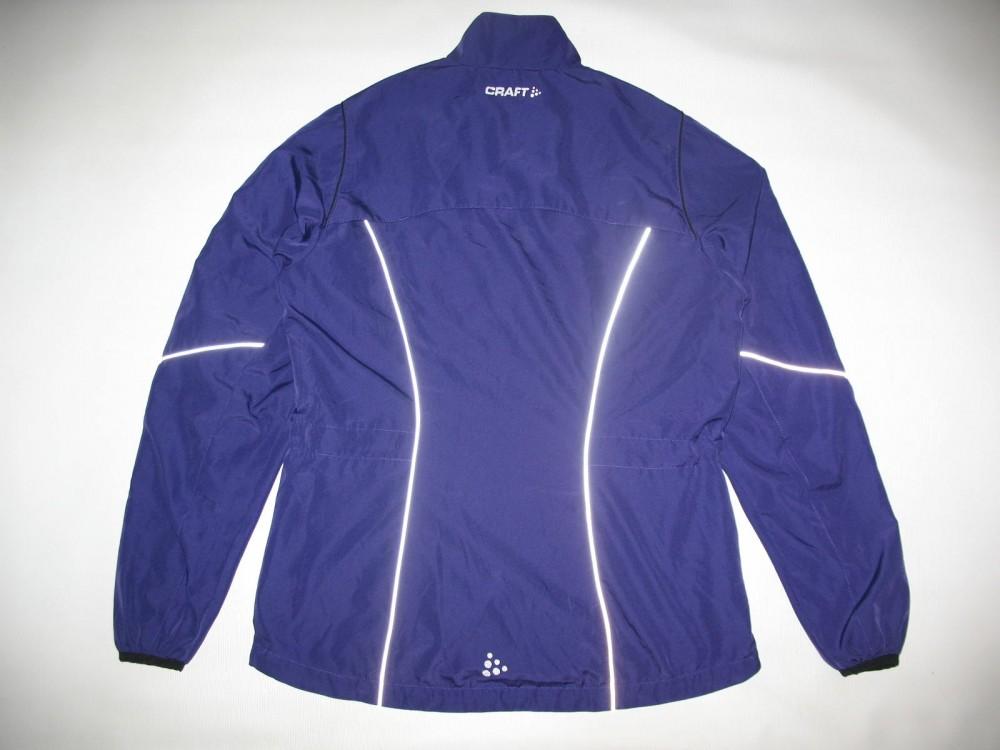 Куртка CRAFT run jacket lady (размер M) - 1