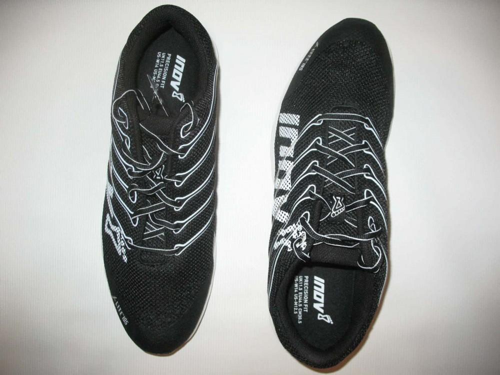 Кроссовки INOV 8  f-lite195 cross-training shoe (размер US12,5/UK11,5/EU46,5(на стопу до   305 mm)) - 4